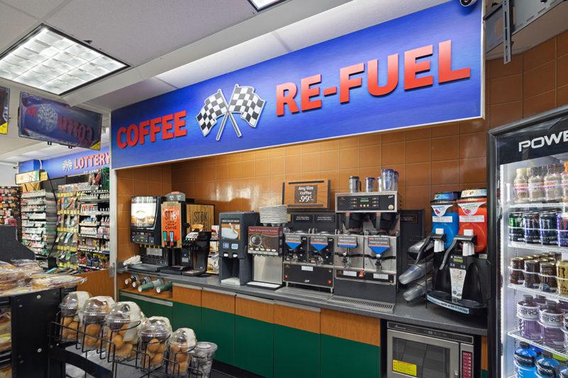 Retail Rebrand and Interior Signage