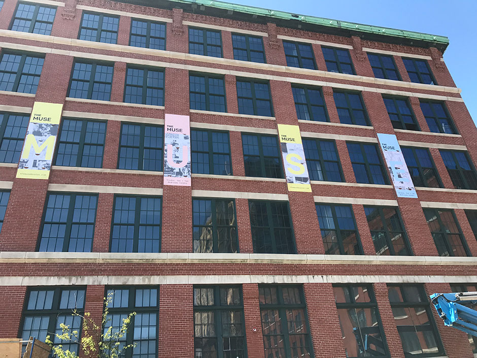 Exterior Banners