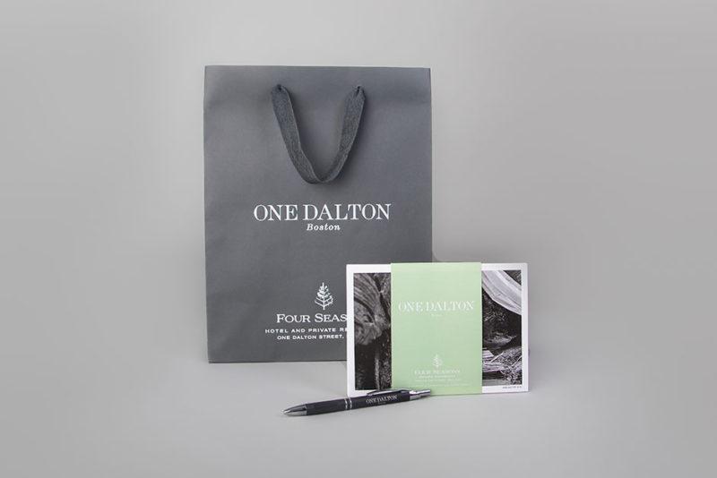 One Dalton marketing material