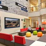 Branding and Renovation of Global Partners Headquarters