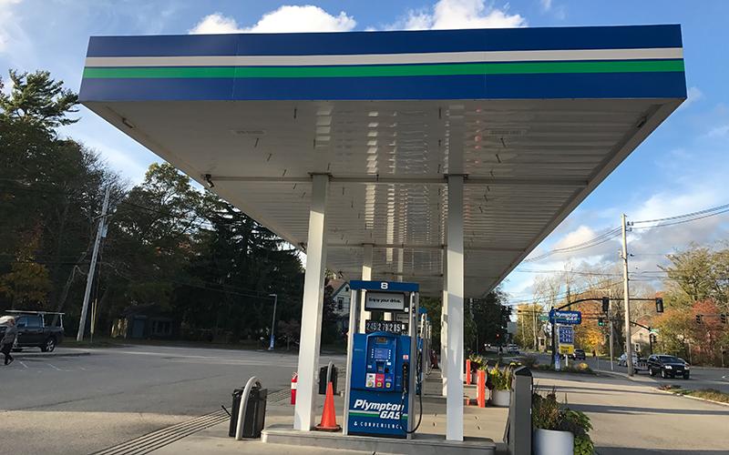 Gas Station Branding